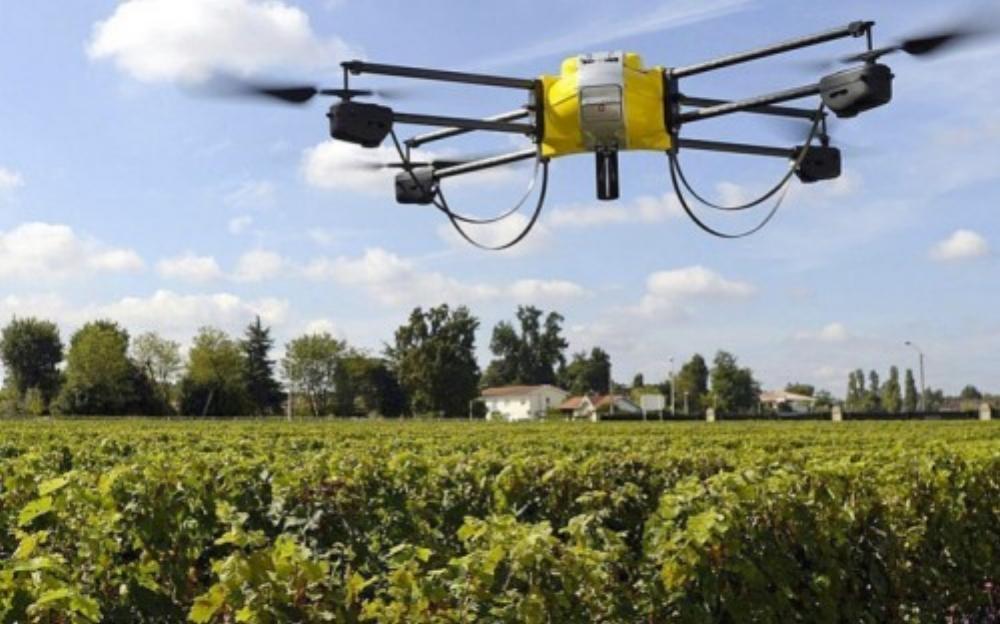 """Ngành nông nghiệp """"cất cánh"""" nhờ ứng dụng công nghệ cao (Ảnh: trends.directindustry.com)"""