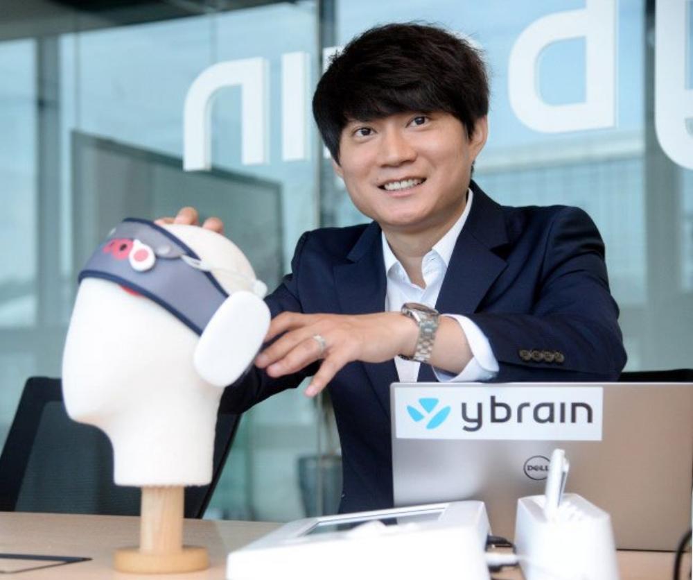 CEO Lee Ki-Won.
