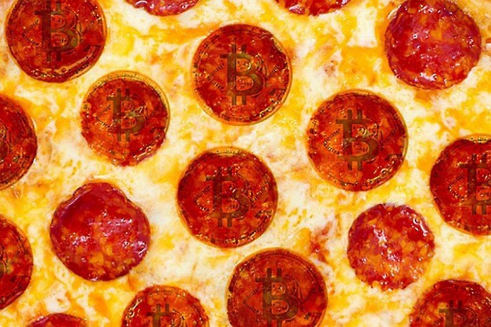 Giao dịch Bitcoin đầu tiên dành cho việc mua hai bánh pizza -