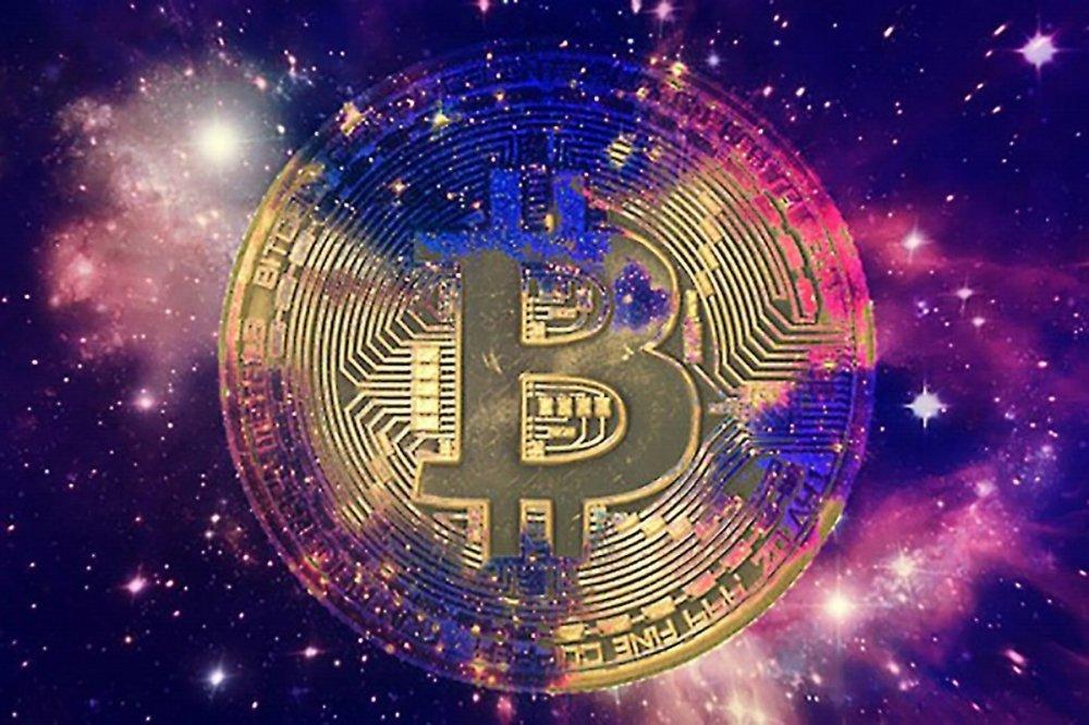 Bitcoin đã được gửi ra ngoài vũ trụ -