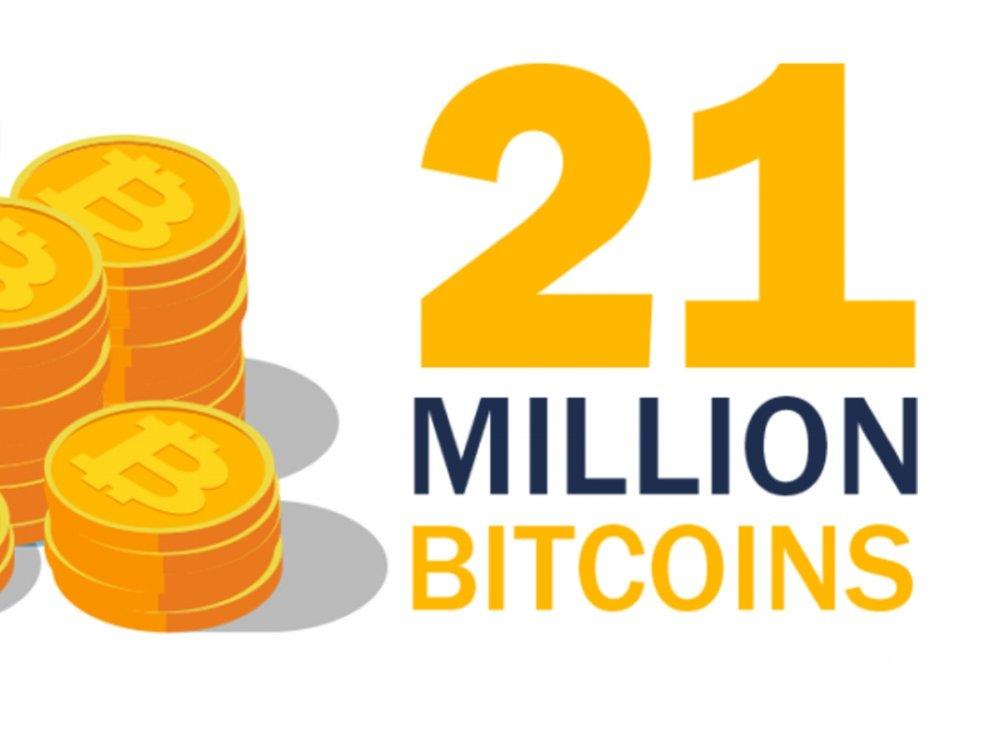 Số lượng bitcoin lưu thông sẽ không bao giờ quá 21 triệu -