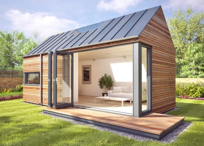 Pod Space: Không gian có thể đặt ở bất cứ nơi nào bạn mơ ước; có thể sủ dụng như một văn phòng, hay một ngôi nhà nhỏ đầy đủ tiện nghi. Điểm ấn tượng chính là cửa số bằng kính cao từ trần đến sàn nhà, khiến không gian ngập tràn thiên nhiên nhưng vẫn giữ nguyên những yếu tố trong nhà.