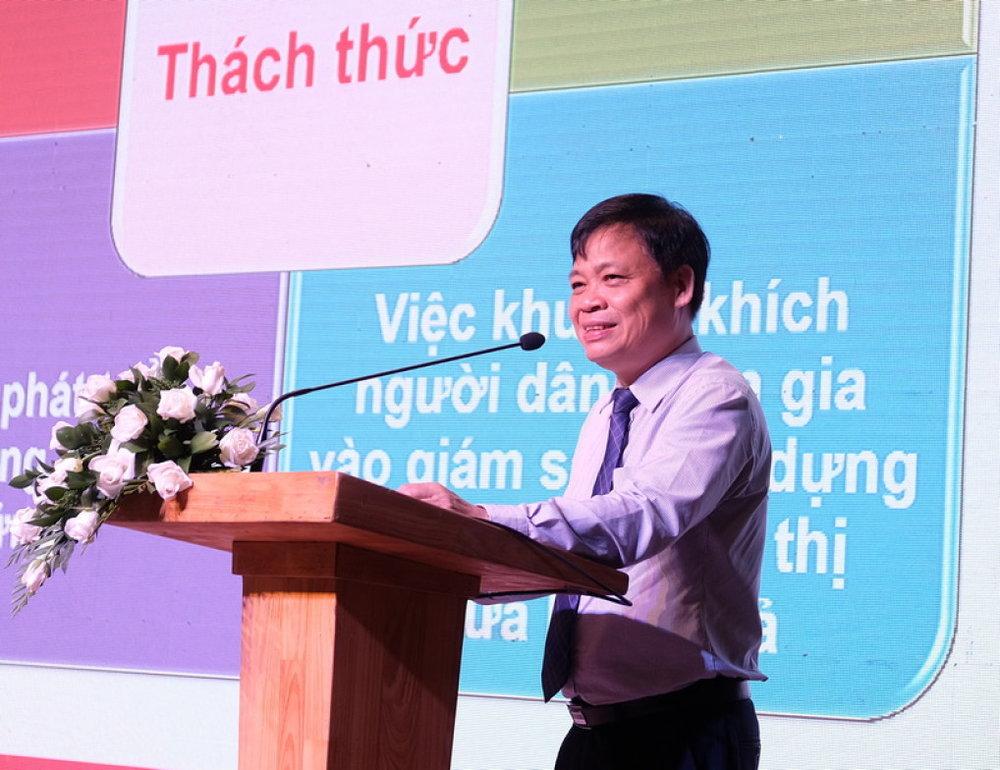 Ông Lê Quốc Cường, Phó giám đốc Sở TT&TT TP.HCM - Ảnh: H.Đ