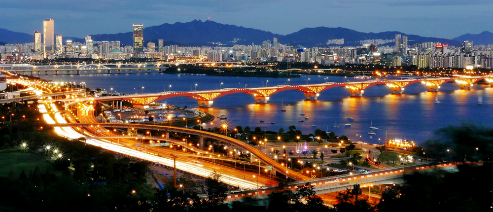 Đại diện trong Top 10 duy nhất thuộc Châu Á, thành phố Seoul -