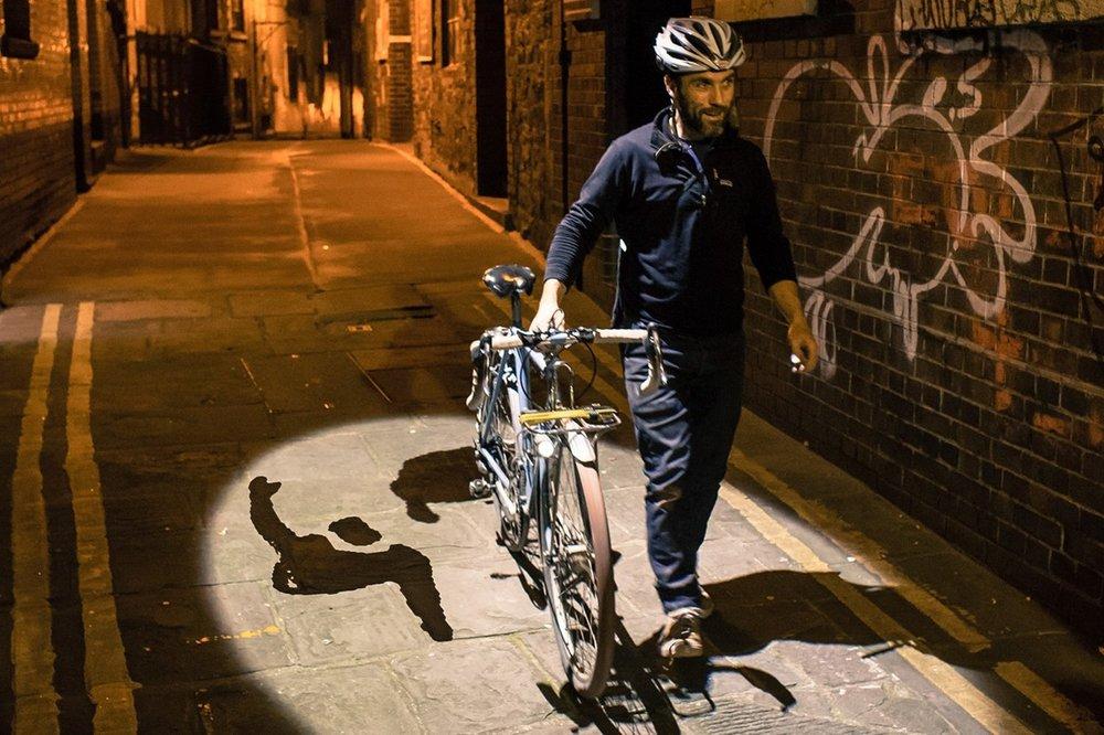 Shadowing (chiếu bóng) – thành phố Bristol -