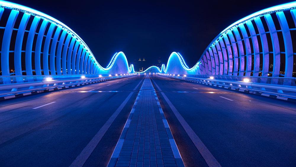 Cầu Maydan – một điểm đến yêu thích ở Dubai -