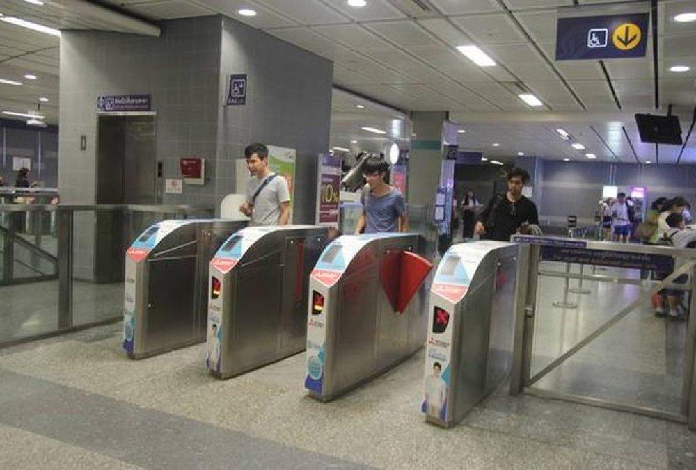 Đường sắt Việt Nam sẽ đưa hệ thống soát vé tự động - tương tự như cổng vào ga tàu điện ngầm vào hoạt động
