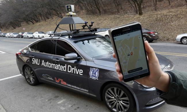 Xe tự lái không thể hoạt động trên những đoạn đường mới, chưa được cập nhật trên bản đồ. Ảnh: NBCNews