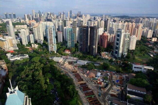 Singapore - Sở hữu mạng lưới giao thông công cộng hiệu quả nhất trên thế giới (theo nghiên cứu của Siemens năm 2014).