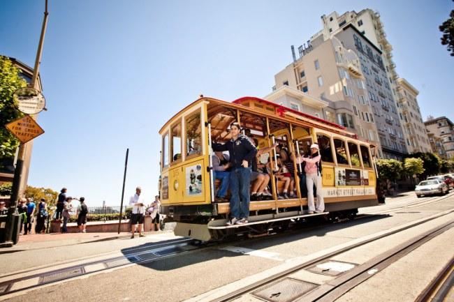 San Francisco – Mỹ - Cũng nối tiếng với số lượng các công ty khởi nghiệp.