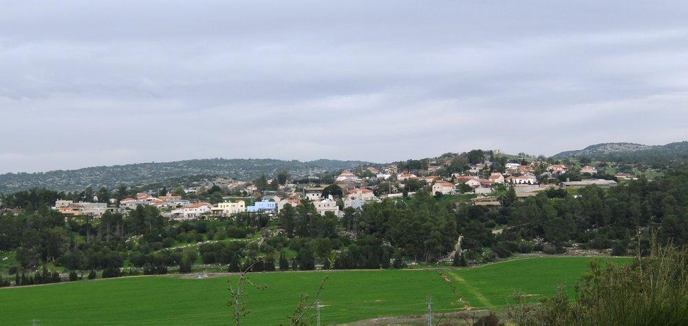 Những ngôi làng Moshav, Israel -