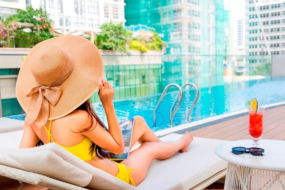 """- """"ibis Styles Nha Trang truyền tải không gian sáng tạo và hứng khởi của thành phố, sẽ là sự lựa chọn hoàn hảo cho du khách tìm kiếm dịch vụ trọn gói, một nơi để thư giãn và khám phá"""""""