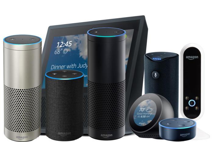 - Các thiết bị Echo của Amazon là 'đòn đánh' trực tiếp vào mảng kinh doanh chính của Google. Mỗi yêu cầu truy vấn Alexa về tình hình thời tiết, tỉ số thể thao hay các thông tin khác đều tương đương với một lệnh tìm kiếm Google bị mất đi.