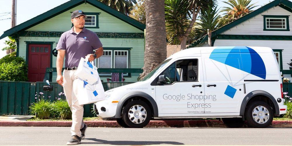 - Google mặt khác lại dẫn đầu một cuộc tấn công khác vào mảng bán lẻ của Amazon với Google Express, dịch vụ giao hàng từ Walmart, Target, Home Depot và các nhà bán lẻ lớn khác. Một sản phẩm mua qua Google Home cũng đồng nghĩa với một con số doanh thu mất đi với Amazon.
