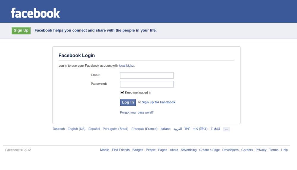 1. Cách đăng nhập Facebook - Facebook là mạng xã hội có hơn 2 tỷ người dùng và ngày càng nhiều người muốn sử dụng.