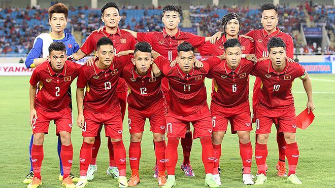 4. U22 Việt Nam - Đội tuyển U22 đã bị loại ngay sau vòng bảng tại Sea Games 29.