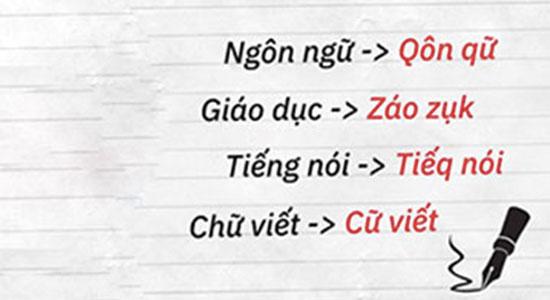 10. Tiếng Việt Mới - Một nghiên cứu của PGS.TS Bùi Hiền để cải cách chữ viết đang gây nhiều tranh cãi.