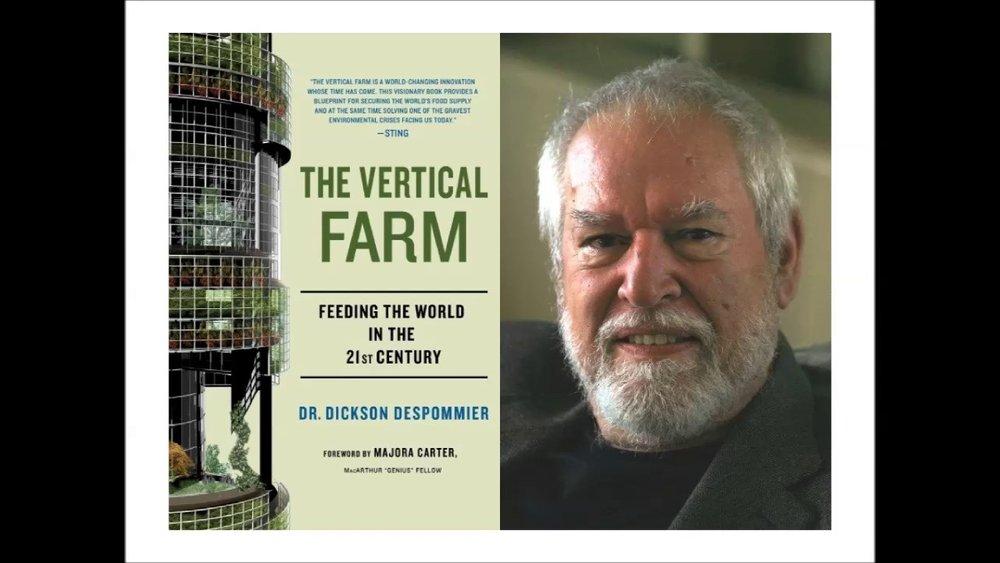 - Năm 2001, mô hình phác thảo nông trại theo chiều dọc đầu tiên được ra mắt và đây là nguồn cảm hứng cho nhiều ý tưởng nông trại thẳng đứng sau đó.