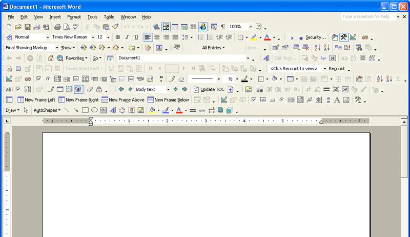 - Hình này vẫn thường được đem ra để chỉ trích việc Microsoft ôm đồm quá nhiều chức năng vào trong Office khiến người sử dụng phải trả thêm tiền cho những chức năng mà họ hầu như không bao giờ động đến.