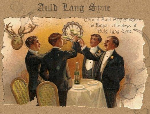 """- Ở các nước nói tiếng Anh, ngoài """"Auld Lang Syne"""" thì hầu như không có một ca khúc nào đặc biệt để chúc mừng năm mới."""