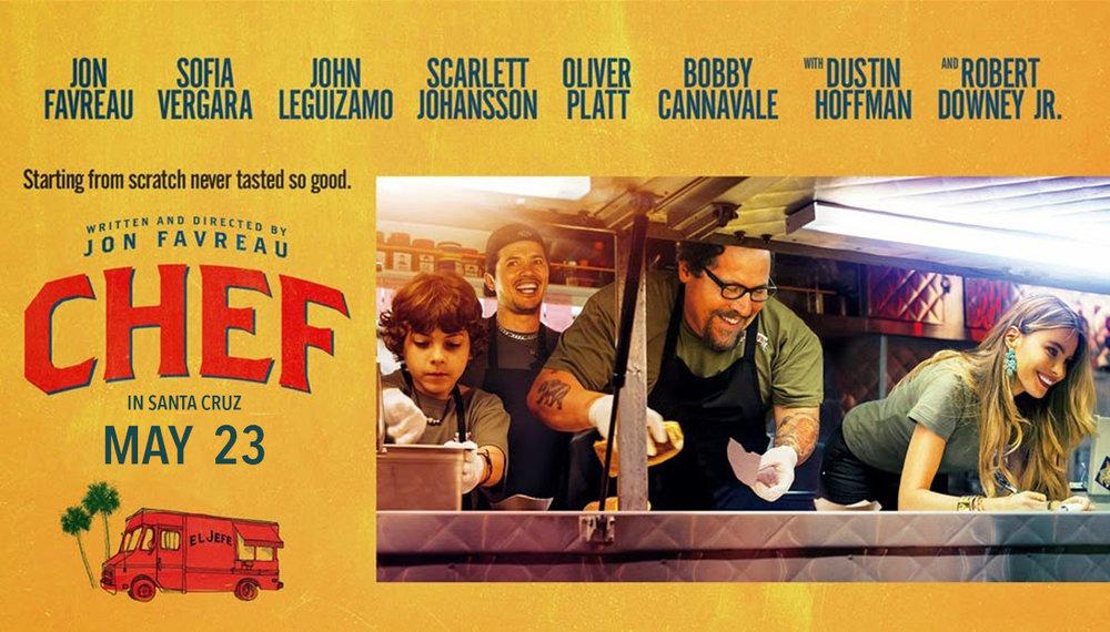 Chef (Siêu đầu bếp) -