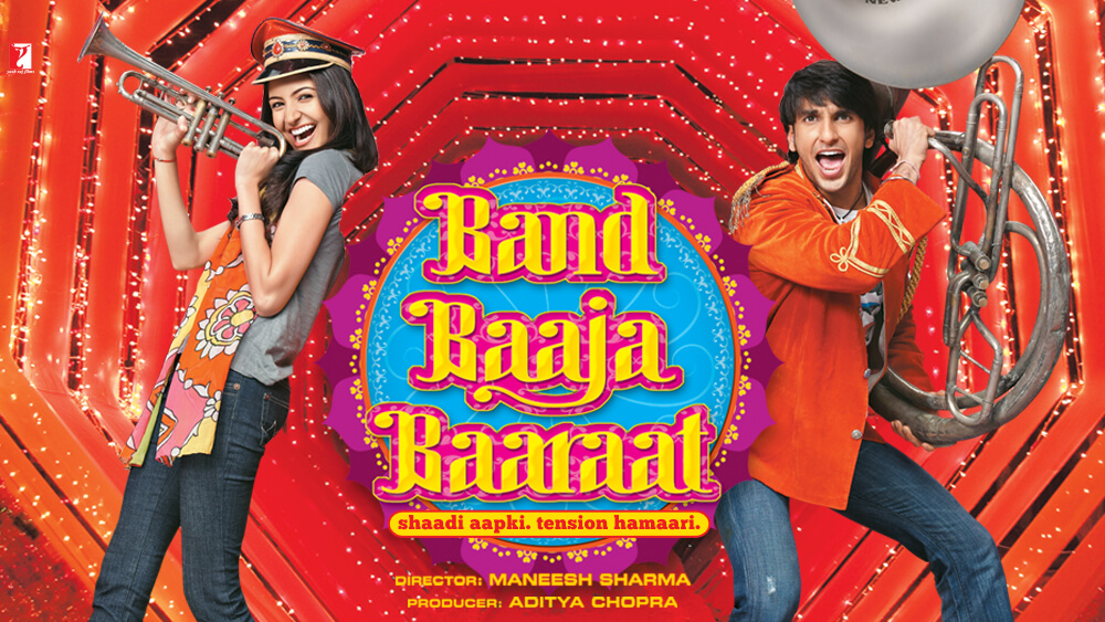Band Baaja Baaraat (Tên tiếng Anh: Band Music and Revelry) -
