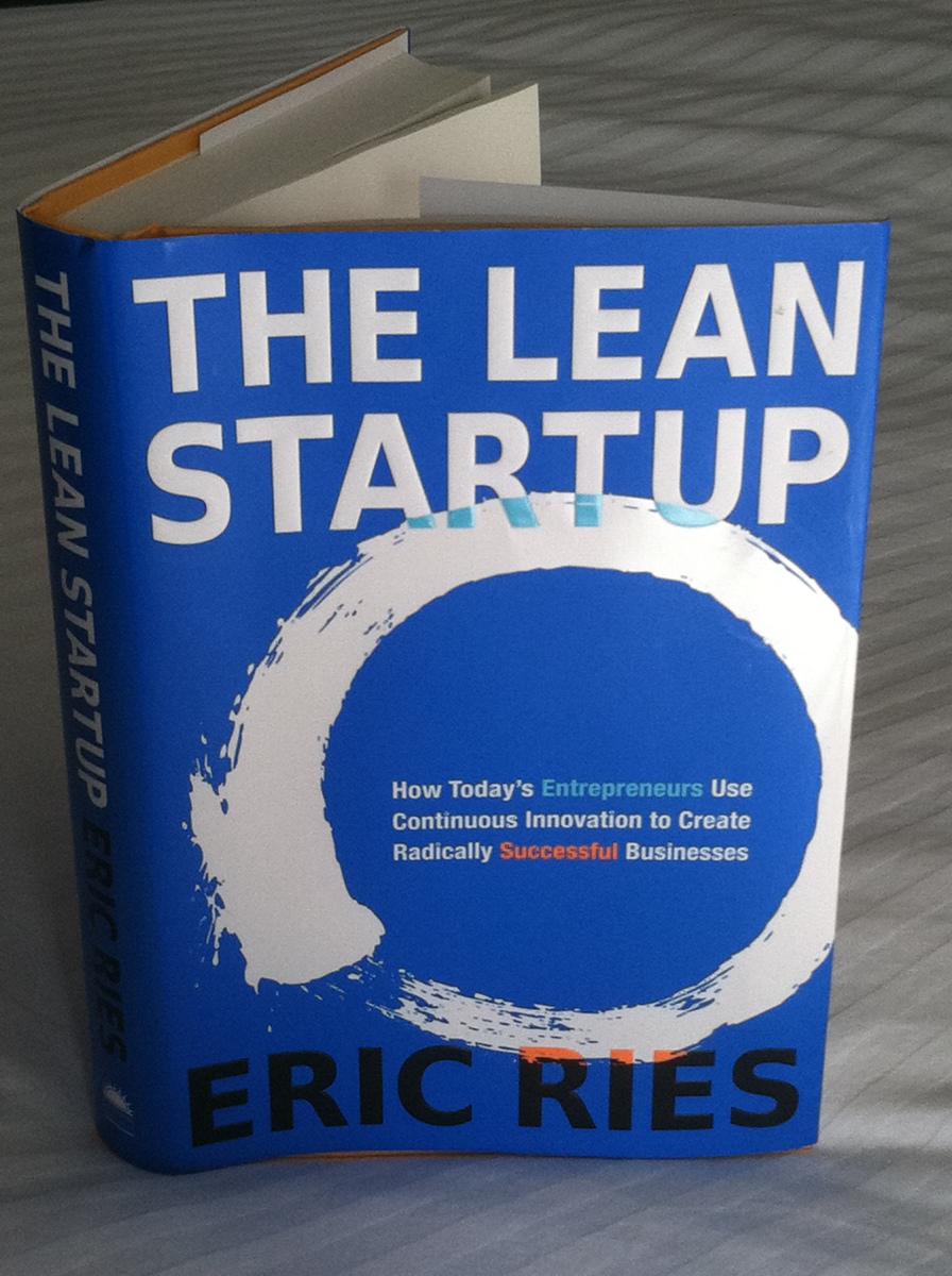 Khởi Nghiệp Tinh Gọn (The Lean Startup) – tác giả Eric Ries -