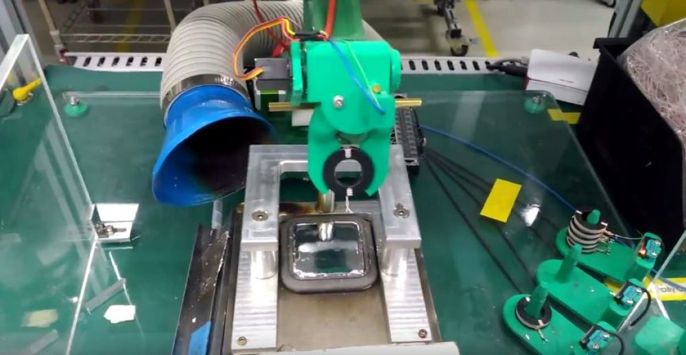 Ứng dụng V-Logic trong Robot cộng sự - collaborative robot tại nhà máy của công ty Đức Pepperl+Fuchs