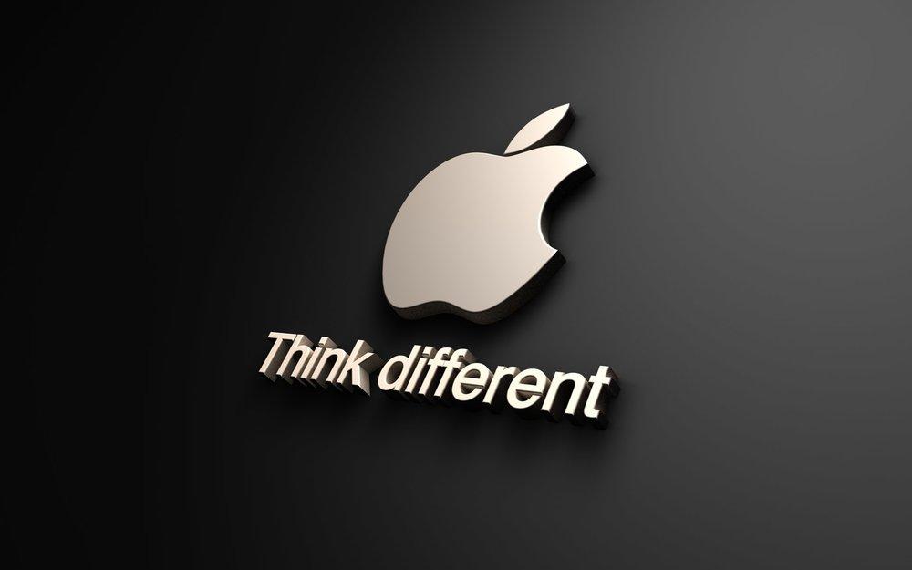 - Bản thân Apple cũng chính là một chuyên gia hàng đầu chuyên đi ngược dòng nước.