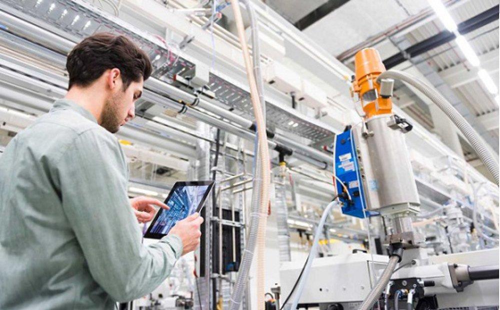 Sản xuất thông minh là đặc trưng của Cách mạng 4.0
