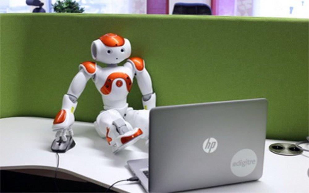 Robot Elias. (Nguồn:tampere.fi)
