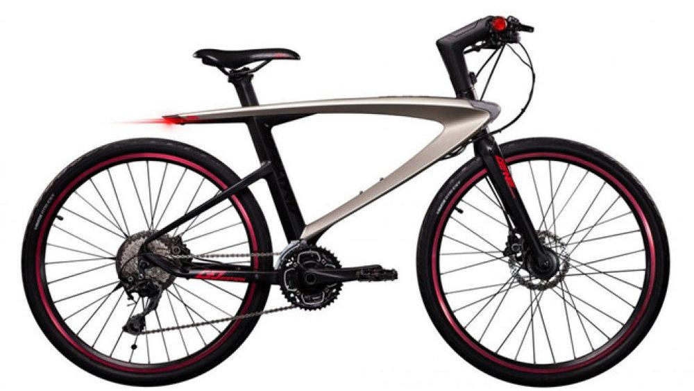 Phiên bản Smart Mountain Bike có trọng lượng nặng đến 12,2 kg