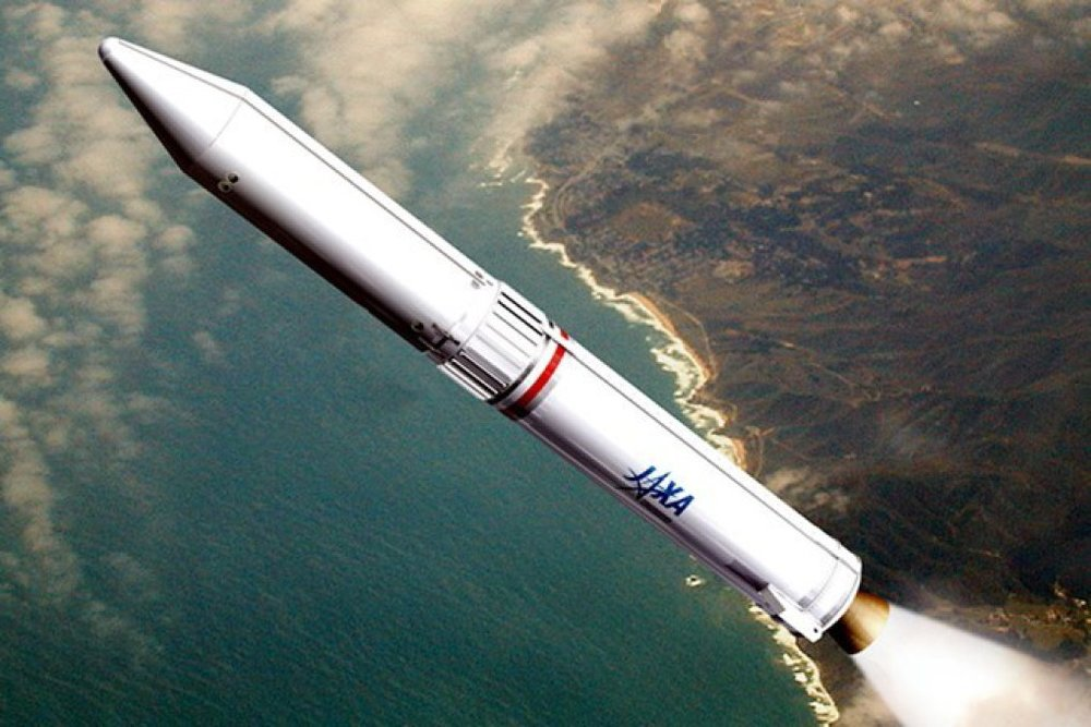 Tên lửa Epsilon (Nguồn: JAXA)
