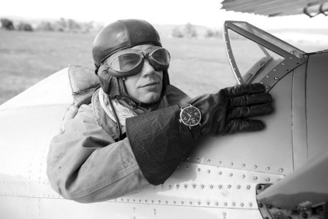 Một mẫu đồng hồ đeo tay trong Chiến tranh thế giới thứ nhất - Ảnh: Bell & Ross