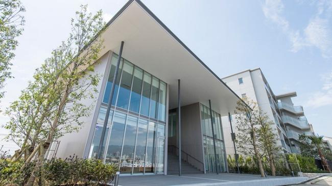 Khu chung cư, văn phòng tại Shioashiya - Ảnh: edb.gov.sg