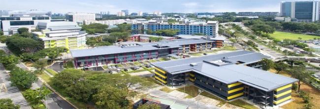 Rộng 6.5ha, Launcher JTC Launcher @ one-north cung cấp môi trường thuận lợi, hệ sinh thái cho startup, như PTN tạo sản phẩm mẫu, trung tâm tăng tốc khởi nghiệp, công ty đầu tư mạo hiểm - Ảnh: edb.gov.sg