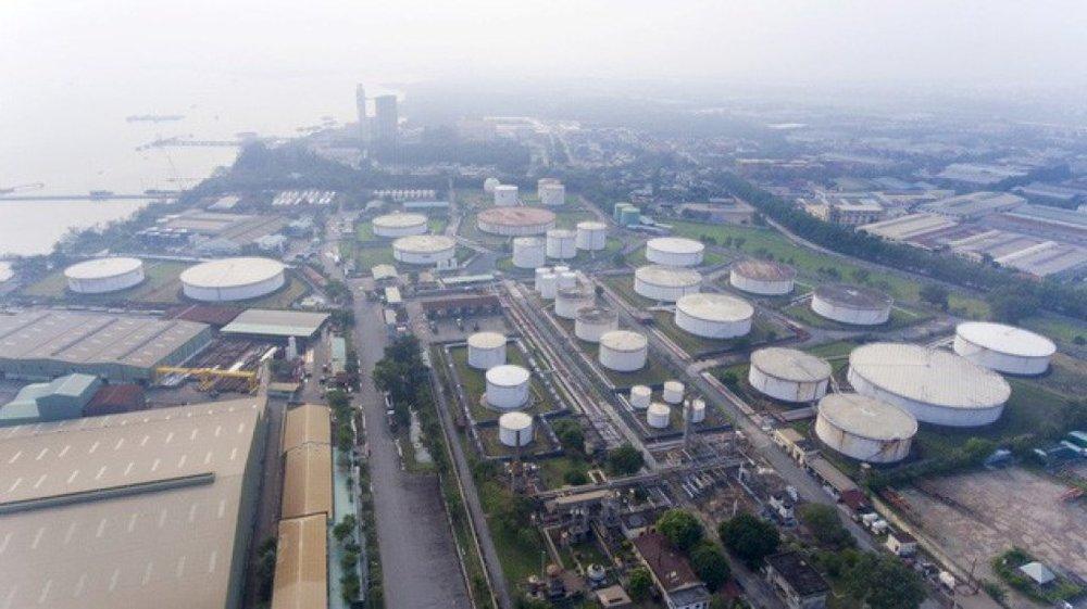 Nhà máy lọc dầu Cát Lái