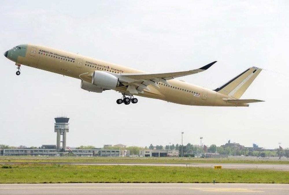 Phiên bản siêu tầm xa máy bay A350 XWB Ultra Long Range vừa hoàn thành thử nghiệm