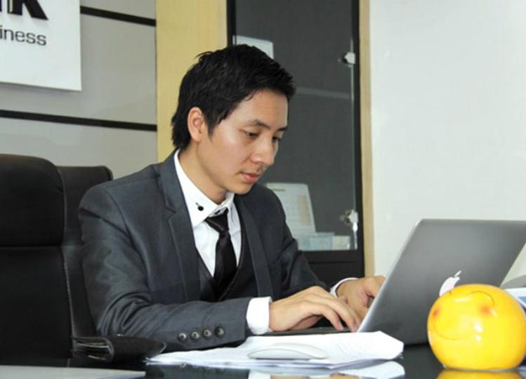 Nguyễn Văn Dũng, CEO Luxstay.