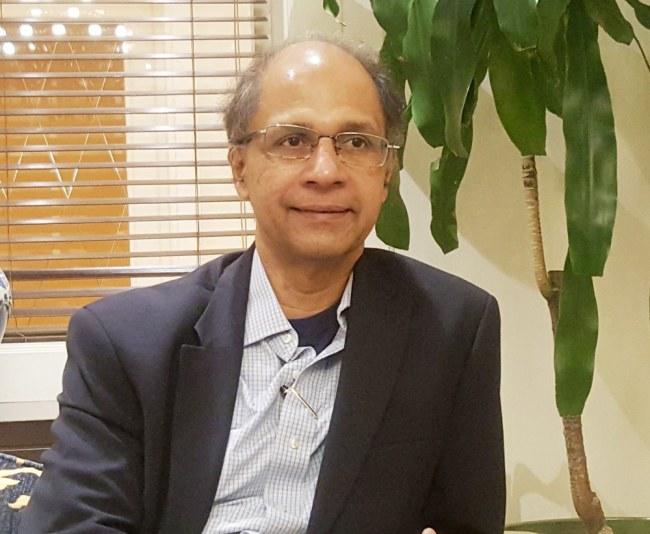Ông Likhit Wagle, Giám đốc Khối Thị trường Tài chính và Ngân hàng, IBM Châu Á - Thái Bình Dương
