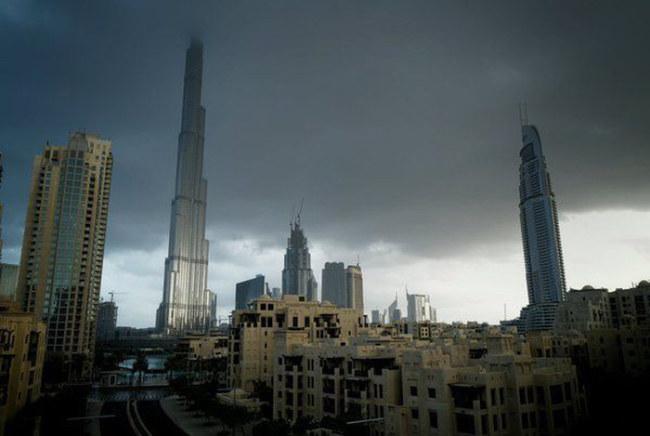 UAE luôn là một trong những quốc gia đi đầu trong việc cải thiện thiên nhiên - Ảnh: Yasmin Al Heialy