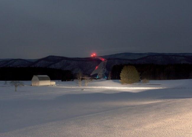 100m xung quanh đài thiên văn