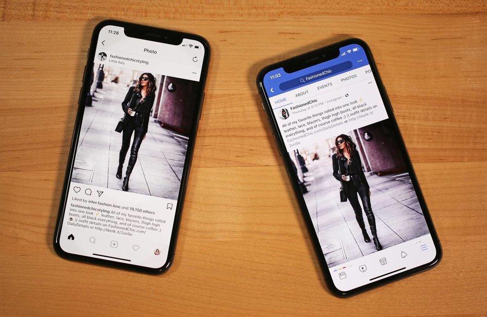 - Hãy nghĩ về sự khác biệt giữa việc một người bạn giới thiệu một nhãn hiệu thời trang và một thông báo quảng cáo đập vào mắt bạn mỗi lần bạn truy cập Internet.