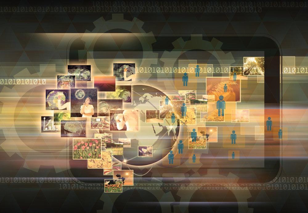 - Cung cách chung của tất cả những ví dụ trên là: sau khi đã phân tích dữ liệu từ tất cả các nguồn, máy tính sẽ cho ra các tiêu chí chúng cho rằng người dùng mong muốn, đồng thời cung cấp đến người dùng vô số những kết quả ứng với các tiêu chí đó ngay lập tức.