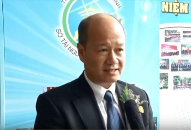 TS Nguyễn Trung Việt, nguyên trưởng phòng Quản lý Chất thải rắn - Sở Tài nguyên và Môi trường TP.HCM trong một buổi trả lời phỏng vấn