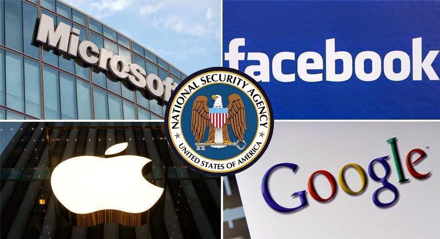 Apple, Microsoft, Facebook và Google đã từng có những cuộc chiến với chính phủ -