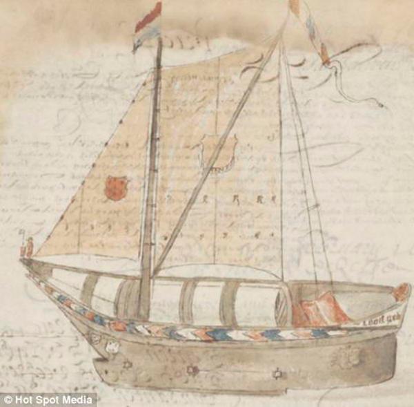 Thuyền dành cho kỷ băng hà : Nhiều người suy đoán kỷ băng hà sẽ quay lại một lần nữa. Do đó, vào những năm 1600, người Hà Lan  phát minh ra con thuyền này. Nó có thể vận chuyển hàng hóa qua các con  sông và hồ đóng băng.