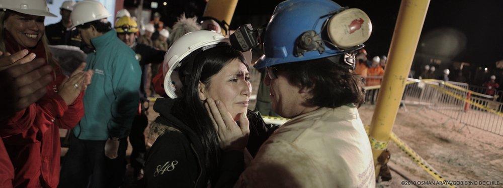 Giải cứu 33 thợ mỏ Chile - bị kẹt 700m dưới lòng đất trong 2 tháng