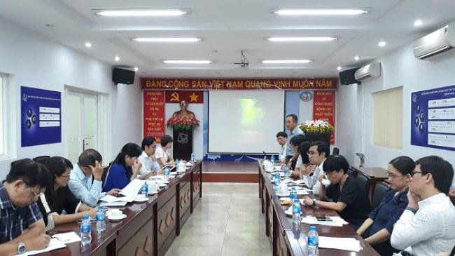 Chương trình phát triển sinh học y dược do Sở KH&CN TP.HCM đề ra đặt trọng tâm phát triển doanh nghiệp, sản phẩm thương mại