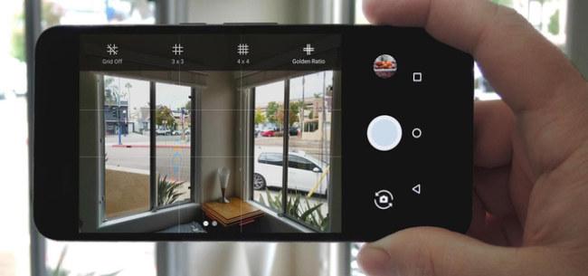AI sẽ giúp người dùng lựa chọn những chế độ chụp thông minh và phù hợp nhất.